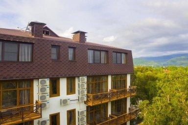 Отель Напра Цандрипш Абхазия