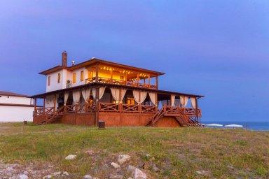 Цандрипш отдых отель у моря Напра