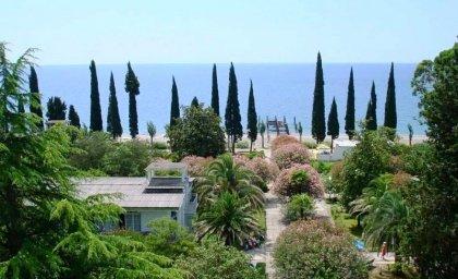 Цандрипш Абхазия отдых